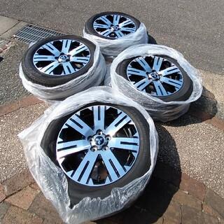 三菱 - 「再値下げいたしました」新型デリカd5 タイヤ&ホイル&ナット