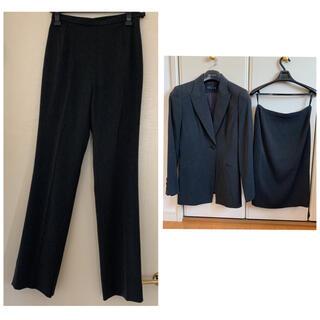 BOSCH - ボッシュ BOSCH 3点セット スーツ パンツ スカート ジャケット グレー