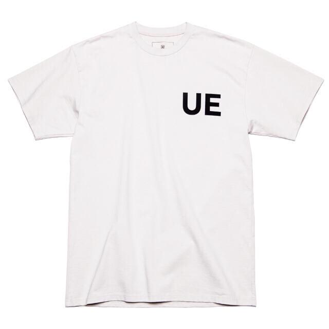 uniform experiment(ユニフォームエクスペリメント)のuniform experiment  PHYSICAL FITNESS TEE メンズのトップス(Tシャツ/カットソー(半袖/袖なし))の商品写真