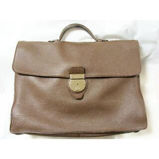 グッチ(Gucci)のGUCCIグッチシボ皮革ソフトレザー書類ブリーフケースビジネスバッグ鞄(ビジネスバッグ)