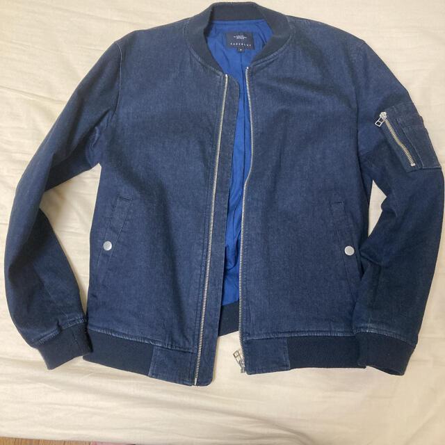RAGEBLUE(レイジブルー)のMA-1ブルゾン メンズのジャケット/アウター(ブルゾン)の商品写真