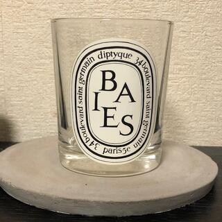 ディプティック(diptyque)のdiptyque キャンドル ガラス 瓶(キャンドル)