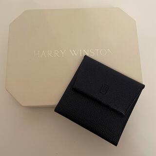 ハリーウィンストン(HARRY WINSTON)のHARRY WINSTONハリーウィンストン♡コインケース♡アクセサリーケース(その他)