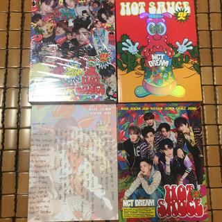 NCT DREAM HOT SAUCE crazy ver CD おまけ付(K-POP/アジア)