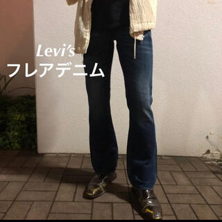 リーバイス(Levi's)のLevi's 527 デニム ブーツカット フレアパンツ 646 684 525(デニム/ジーンズ)
