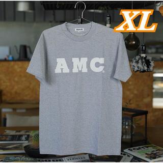 AMCT_N アシモクラフツ×tarptotarp Tシャツ XLサイズ(Tシャツ/カットソー(半袖/袖なし))