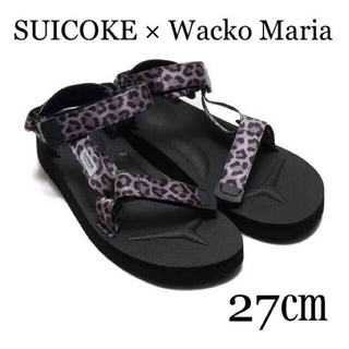 ワコマリア(WACKO MARIA)のWacko Maria × Suicoke Beach Sandal(サンダル)