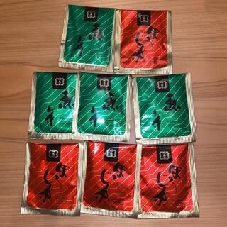 イトウエン(伊藤園)の福寿園 ティーパック 8袋セット ほうじ茶 煎茶 ☆最安値☆ 来客用にもオススメ(茶)