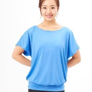 LAVA  ヨガ カップ付き Tシャツ(ヨガ)