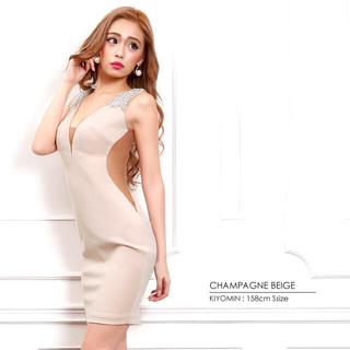 エンジェルアール(AngelR)のエンジェルアール AngelR シャンパンベージュ ドレス(ナイトドレス)