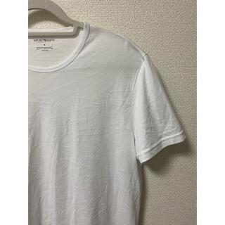 エンポリオアルマーニ(Emporio Armani)のEMPORIO ARMANI ロゴ Tシャツ 新品 未使用(Tシャツ/カットソー(半袖/袖なし))