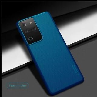 サムスン(SAMSUNG)のSamsung Galaxy S21 Ultra ニルキン フロステッド ケース(Androidケース)