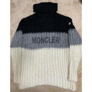 モンクレール(MONCLER)のモンクレール  モヘアタートルニット(ニット/セーター)