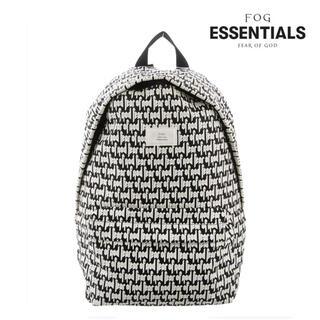 フィアオブゴッド(FEAR OF GOD)の【新品】Essentials Printed Backpack リュック(バッグパック/リュック)