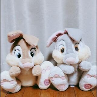 ディズニー(Disney)のとんすけ ミスバニー US 海外限定 ぬいぐるみ大 2体セット(ぬいぐるみ/人形)