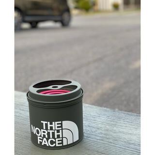 ザノースフェイス(THE NORTH FACE)のノースフェイス 蚊取り線香 マットグリーン 艶消し キャンプ(テーブル/チェア)