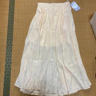 オリーブデオリーブ(OLIVEdesOLIVE)のオリーブデオリーブ マジョリカプリーツスカート(ロングスカート)