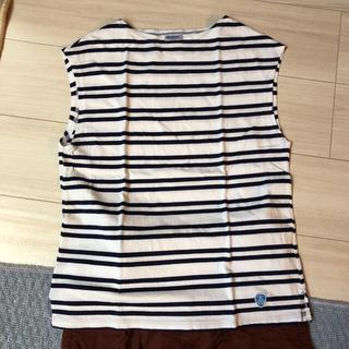 オーシバル(ORCIVAL)のオーシバルのボーダーTシャツ(カットソー(半袖/袖なし))