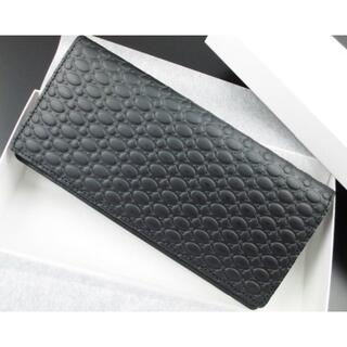 Vivienne Westwood - 送料込み☆新品/箱付 ヴィヴィアンウエストウッド かぶせ 長財布 ブラック