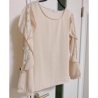 カラー(Color)のcolor 袖レースブラウス(シャツ/ブラウス(長袖/七分))