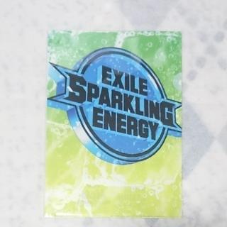 エグザイル(EXILE)の【未開封】EXILE×KIRIN  A4クリアファイル  非売品(ノベルティグッズ)
