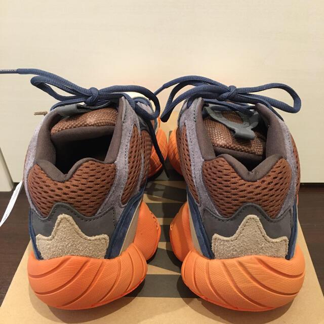 adidas(アディダス)のadidas yeezy 500 ENFLAME イージーブースト 25.5cm メンズの靴/シューズ(スニーカー)の商品写真