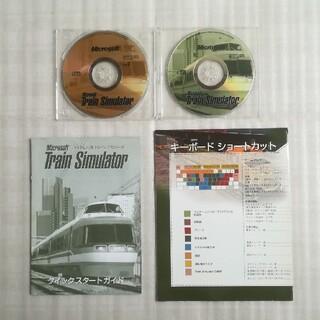 マイクロソフト(Microsoft)のPCゲーム マイクロソフト トレインシミュレーター(PCゲームソフト)