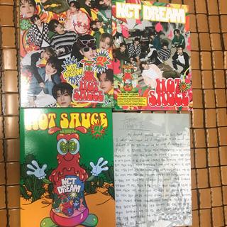 NCT DREAM HOT SAUCE Boring ver CD おまけ付(K-POP/アジア)