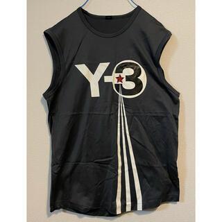 ワイスリー(Y-3)のY-3 タンクトップ ノースリーブシャツ adidas(タンクトップ)