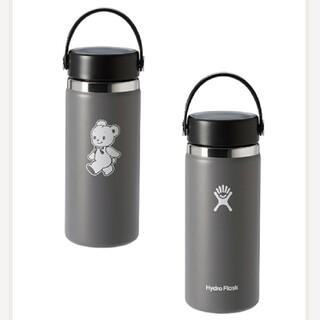 ファミリア(familiar)のファミリア ハイドロフラスク ステンレスボトル グレー(水筒)