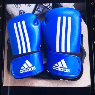 アディダス(adidas)の超美品❗️ ボクシング グローブ❗️(ボクシング)