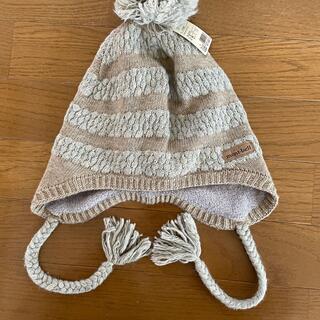 モンベル(mont bell)のmont-bell ニット帽 チベタンキャップ ボーダー(ニット帽/ビーニー)