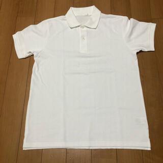 ジーユー(GU)のGU ドライポロシャツ 半袖 Mサイズ(ポロシャツ)