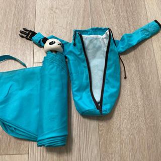 パンダ 折り畳み傘(傘)