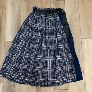オリーブデオリーブ(OLIVEdesOLIVE)のOLIVE des OLIVE スカート(ロングスカート)