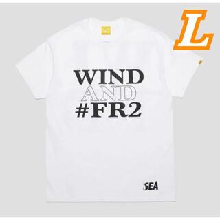 WIND and SEA #FR2 WDS FR2 ウィンダシー Tシャツ(Tシャツ/カットソー(半袖/袖なし))