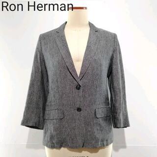 ロンハーマン(Ron Herman)のRon Herman ロンハーマン リネン100%春夏用テーラードジャケット(テーラードジャケット)