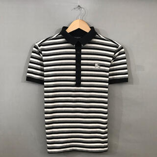 バーバリーゴルフ BURBERRY GOLF ポロシャツ 半袖 ホースロゴ(ポロシャツ)