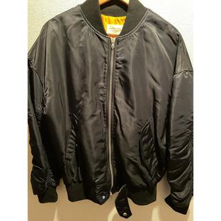フィアオブゴッド(FEAR OF GOD)のfear of god bomber jacket M(ナイロンジャケット)