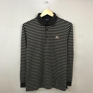 バーバリーゴルフ バーバリー BURBERRY GOLF ポロシャツ 長袖(ポロシャツ)