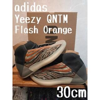 アディダス(adidas)のadidas YZY QNTM FLASH ORANGE 30cm(スニーカー)