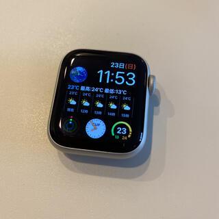 Apple - Apple Watch 4 cellular+GPSモデル 美品 40mm