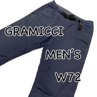 グラミチ(GRAMICCI)のGRAMICCI グラミチ ニューナローパンツ Sサイズ ネイビー(ワークパンツ/カーゴパンツ)