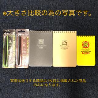 防水ペン (Rite in  the Rain) ブルーインク(その他)