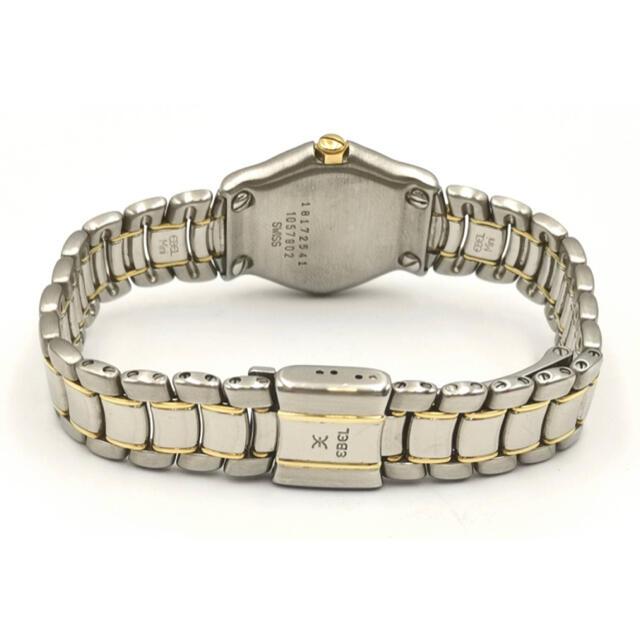 EBEL(エベル)のEBEL エベル クラシックウェーブ  10Pダイヤ  ベゼルダイヤ 時計 レディースのファッション小物(腕時計)の商品写真