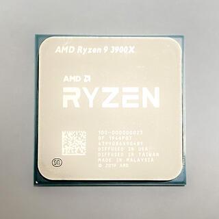 AMD Ryzen 9 3900X(PCパーツ)