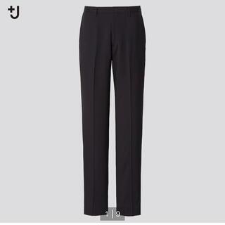 ユニクロ(UNIQLO)のユニクロ +J ウールスリムフィットパンツ(スラックス/スーツパンツ)