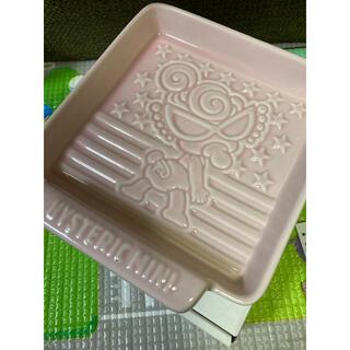 ヒステリックミニ(HYSTERIC MINI)の新品♦︎ヒステリックミニ プレート ピンク(食器)