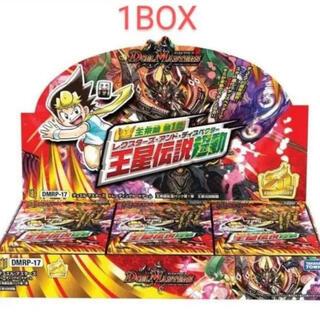 デュエルマスターズ(デュエルマスターズ)の王星伝説超動 デュエルマスターズ 1box(Box/デッキ/パック)