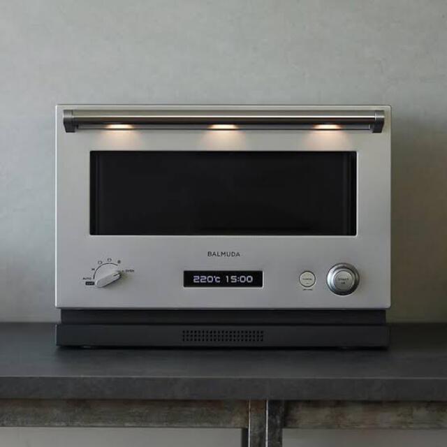 BALMUDA(バルミューダ)のバルミューダ K04A-SU スマホ/家電/カメラの調理家電(電子レンジ)の商品写真